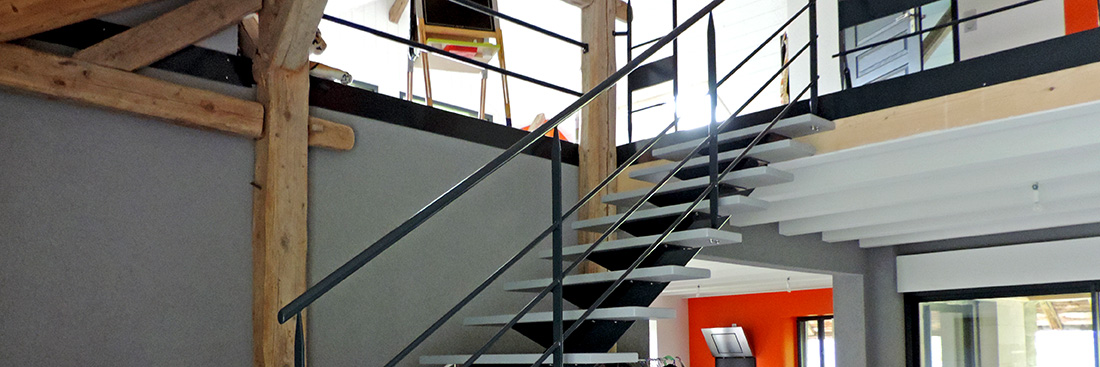 Escalier Roch Fabien Travaux