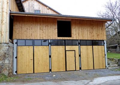 Portes de garage à Boëge